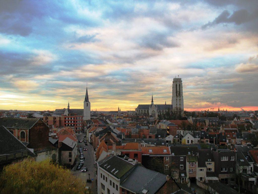 Mechelen denkt na over de ruimte van de toekomst