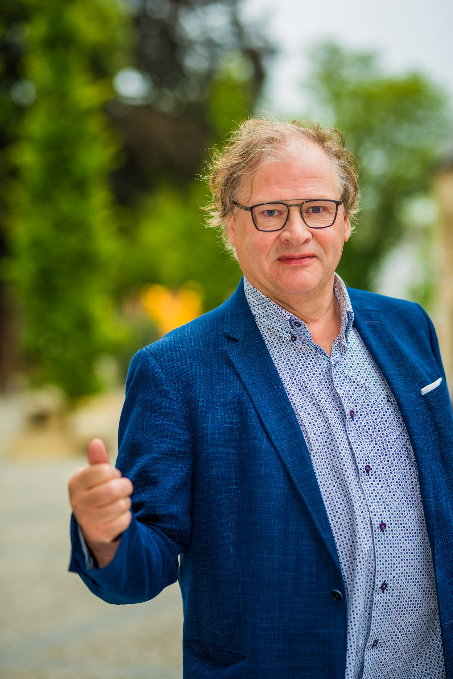 Open VLD Mechelen-Bestuurslid Chris Backx