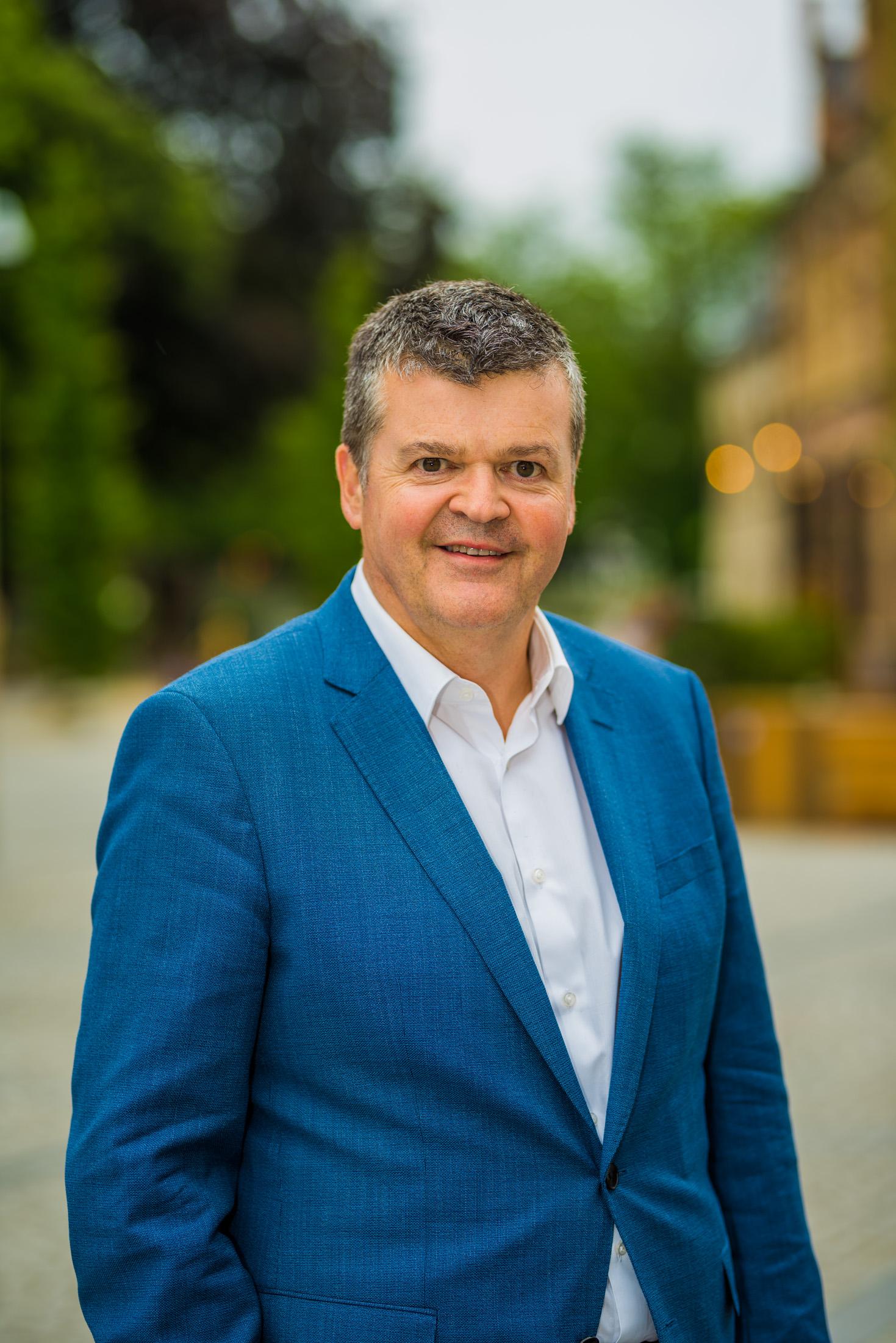 minister Bart Somers