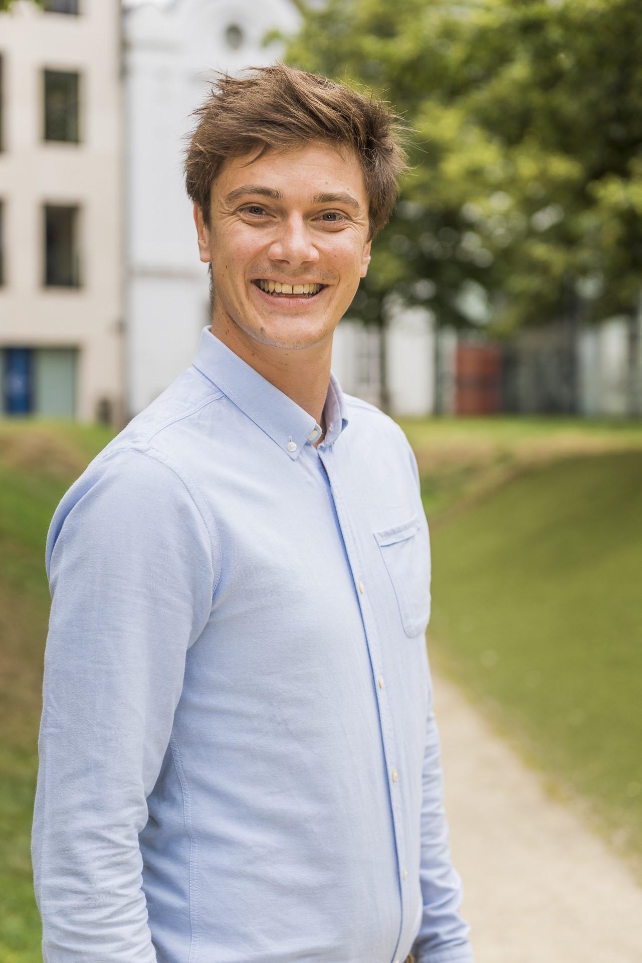 gemeenteraadslid Mats Walschaers
